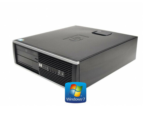 HP Compaq Elite 8100 SFF - Intel Core  i3-530 2,93 GHz -...