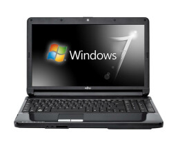 Notebook Fujitsu Lifebook AH530 - Intel Pentium P6100 2.0GHz - 4 GB Ram - 250 GB HDD - DVD-ROM - Windows 7