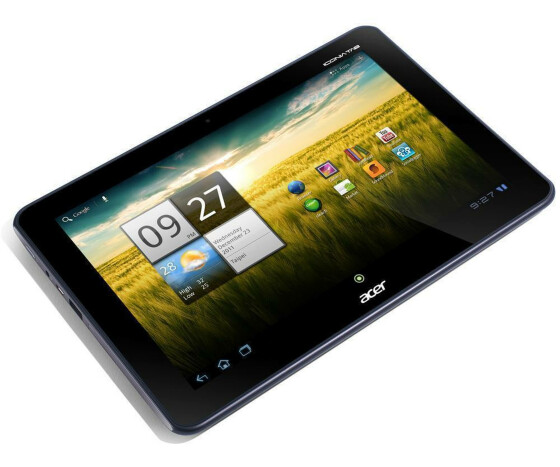 Acer Iconia Tab A200 - Tablet - Android 4.03 - 16 GB - 25.7 cm ( 10.1 ) TFT ( 1280 x 800 )
