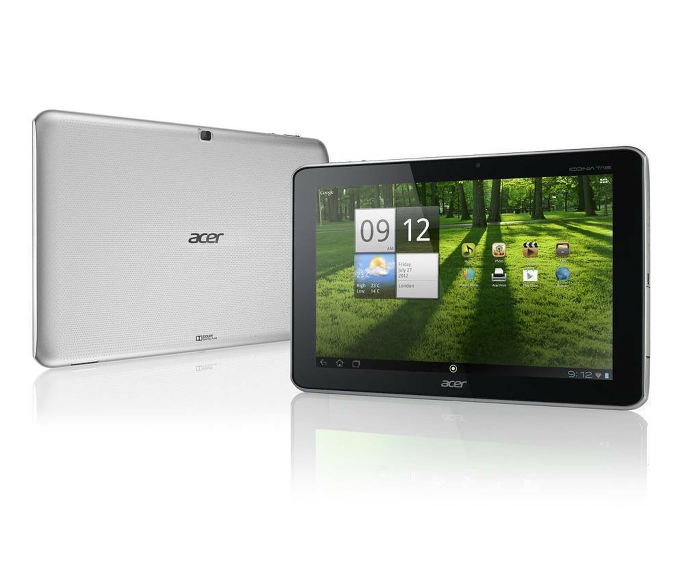 Tablets, Tablet PCs - Acer ICONIA Tab A700 Tablet Android 4.1.1 32 GB 25.7 cm ( 10.1' ) TFT ( 1920 x 1200 )  - Onlineshop Noteboox.de