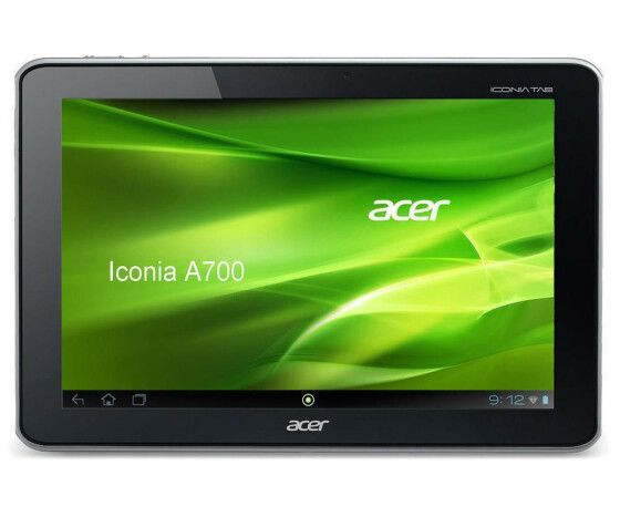 Acer ICONIA Tab A700 - Tablet - Android 4.1.1 - 32 GB - 25.7 cm ( 10.1 ) TFT ( 1920 x 1200 )