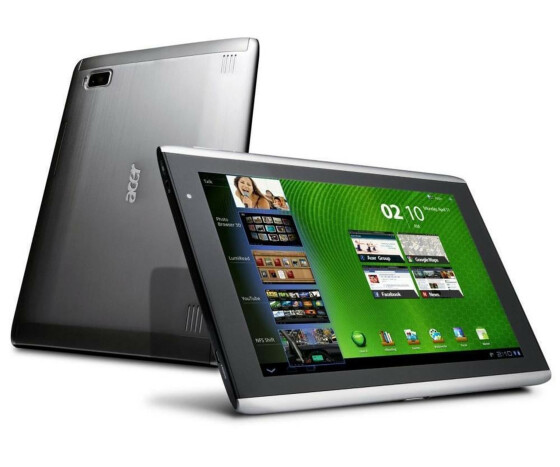 Acer ICONIA Tab A501 - Tablet - Android 4.0.3 - 16 GB - 25.6 cm ( 10.1 )