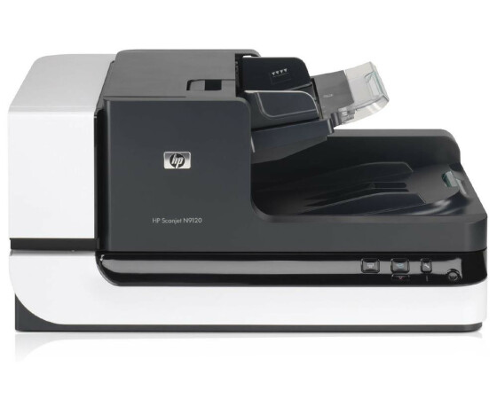 HP ScanJet N9120 Document Flatbed Scanner - Flachbettscanner