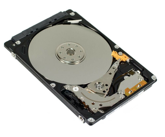 Western Digital Black WD6400BPVT - Festplatte - 640 GB - 5400 rpm - 2.5 - SATA