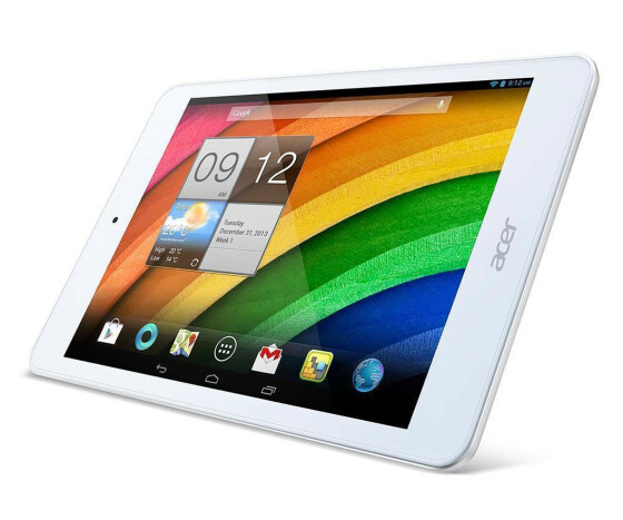 Acer ICONIA A1-830 - Tablet - Android 4.2 (Jelly Bean) - 16 GB - 20.1 cm ( 8)