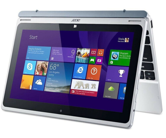 Acer Aspire Switch 10 SW5-012-10CG - 25.7 cm (10.1) - Atom Z3735F - Windows 8.1 32-Bit - 2 GB RAM - 32 GB SSD