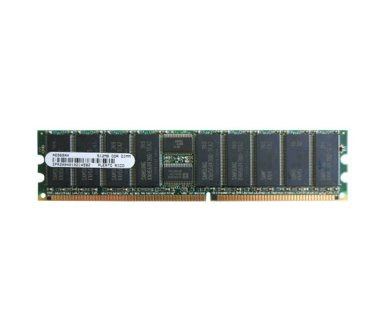 Smart Modular Technologies A6968AX Memory - 512 MB - DIMM 184-PIN - PC-2100 - DDR-SDRAM