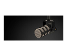 RODE PodMic Dynamisches Mikrofon - Microphone