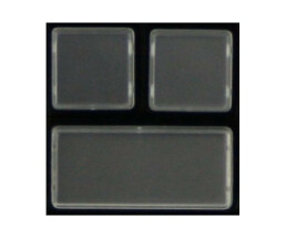 Active Key Replaceable key with keycap, Size 2x1
