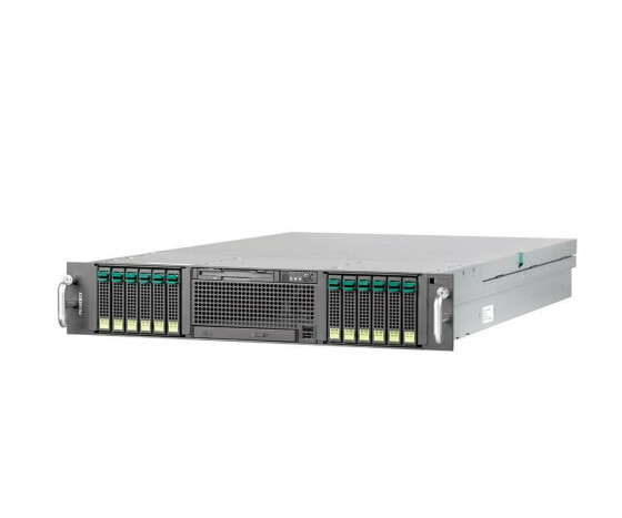 Fujitsu Primergy RX300 S3 - Server - Intel Xeon 5130 2.00 GHz - RAM 512 MB - 3x 146 GB SAS
