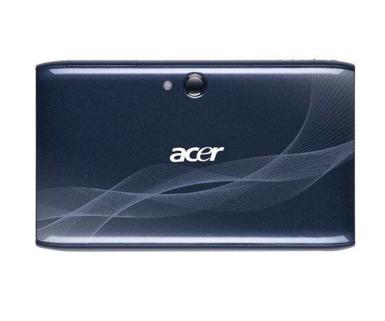 Acer Iconia Tab A100 - Tablet - Android 3.2 (Honeycomb) - 8 GB - 17.8 cm ( 7 ) TFT ( 1024 x 600 )