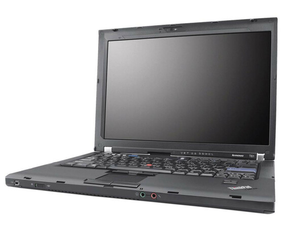 Lenovo ThinkPad T61p - Intel Core 2 Duo T7100 / 1,80 GHz - 2 GB RAM - 80 GB HDD - 15.4 TFT - W7