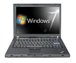 Lenovo ThinkPad T61p - Intel Core 2 Duo T7100 / 1,80 GHz...