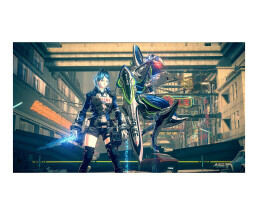 Nintendo ASTRAL CHAIN - Switch - Nintendo Switch - Action - Multiplayer mode - T (Teen)