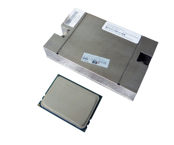 AMD Opteron 6180 SE - KIT - 2.50 GHz Prozessor - OS6180YETCEGO - Socket G34 - 12-Core - 633965-B21