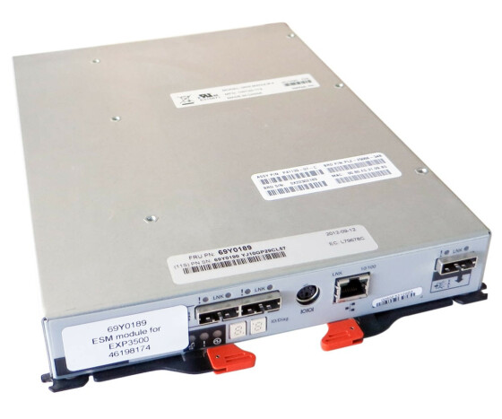 IBM 69Y0189 - Environmental Services Monitor ESM Controller - für EXP3500