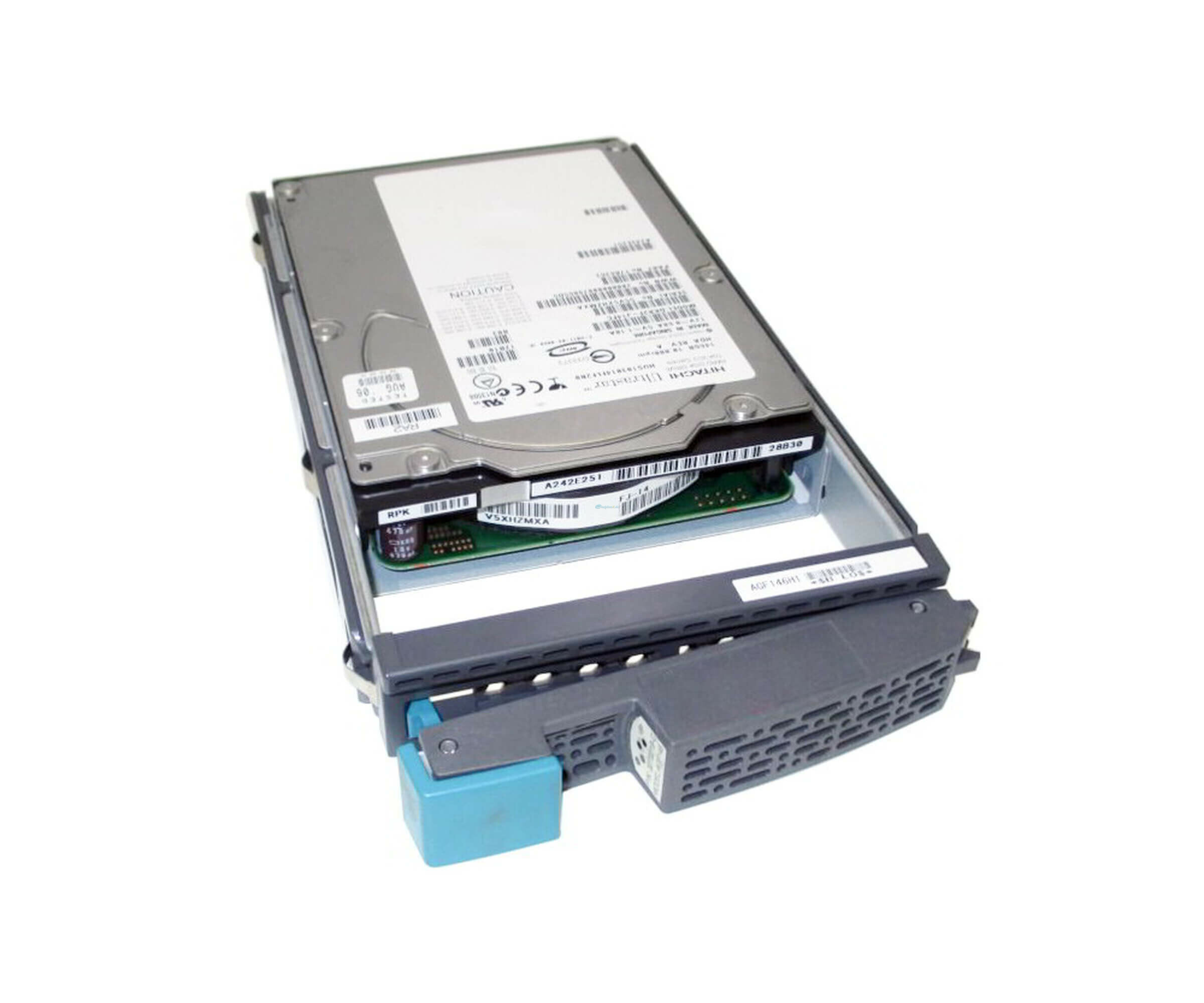 Hitachi DKR2F-J14FC - Festplatte - 146 GB - 10000rpm - 3.5` - Fibre Channel