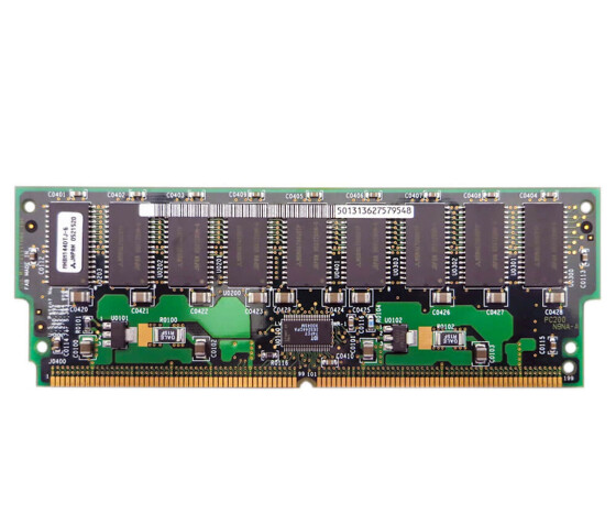 Sun X7004A Memory Kit - 256 MB (2x 128 MB) - PC-100 - DIMM 200-PIN - SDRAM