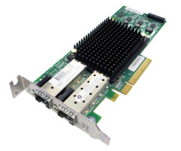 HP NC552SFP - Dual Port Ethernet Server Adapter- 10Gbps...