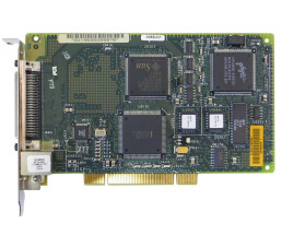 Sun X1032A - Ultra Wide SCSI PCI / Fast Ethernet Adapter - 501-5656 - NIC