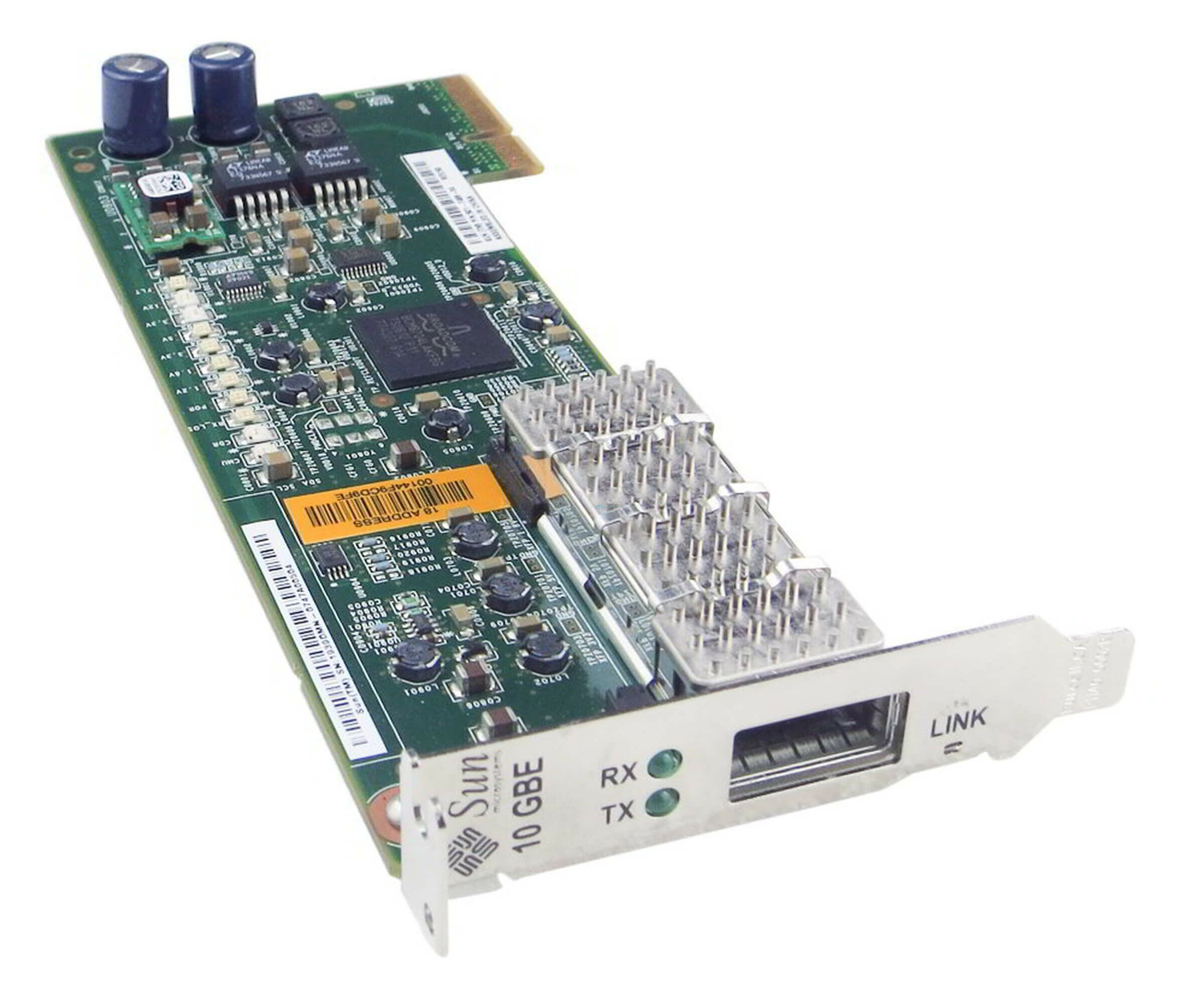 Sun XAUI Card - 10-Gigabit Ethernet XAUI Adapter - 501-7489 - Netzwerkkarte