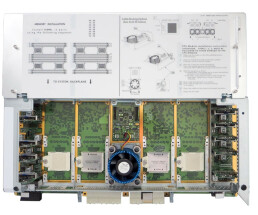 HP Integrity RX7640 RX8640 Motherboard - AB313-0008A - inklusive HP 3AC1-0005 CPU
