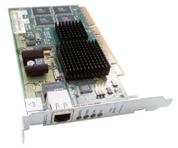 HP A4929-60001 - 64-bit Gigabit PCI-X LAN Adapter - NIC