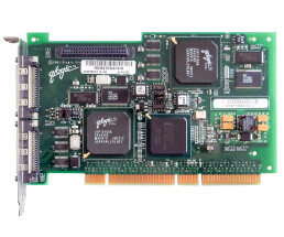 Sun X6758A - PCI Dual Ultra 3 SCSI host adapter - SCSI...