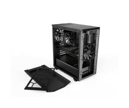 Be Quiet! Pure Base 500 Window Black - Tower - PC - ABS...
