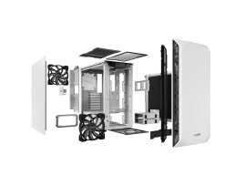 Be Quiet! Pure Base 500 White - Tower - PC - ABS...