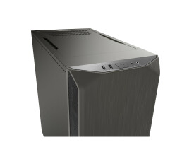 Be Quiet! Pure Base 500 Metallic Gray - Tower - PC - ABS...
