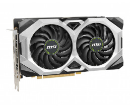 MSI GeForce RTX 2060 SUPER VENTUS GP OC - VGA - PCI-E x16