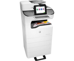 HP PageWide Enterprise Color Flow MFP 785z+ - Laser -...