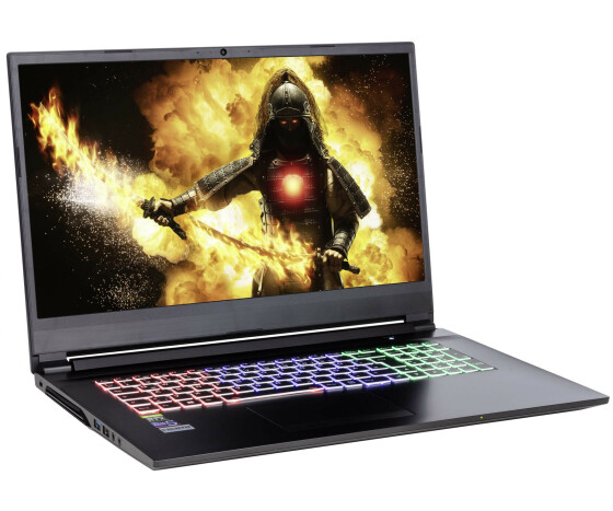 NEXOC G1743 i5-8300H (16GB, 120GB SSD, HDD 1TB, RTX 2060 6GB, FHD nGT 144Hz Wide View (17,3))