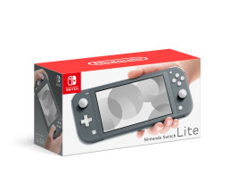Nintendo Switch Lite - Nintendo Switch - Grey - Analogue...