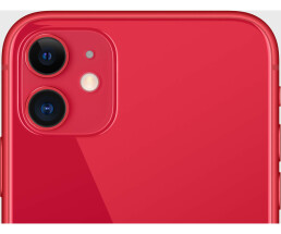 Apple iPhone 11 - (PRODUCT) RED - Smartphone - Dual-SIM -...