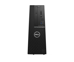 Dell Precision 3431 - Workstation - 3.4 GHz - RAM: 16 GB DDR4, GDDR5 - HDD: 256 GB