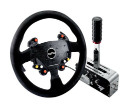 ThrustMaster Rally Wheel Add-On Sparco R383 Mod -...