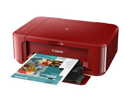 Canon PIXMA MG3650S - Inkjet - Colour printing - 4800 x 1200 DPI - Colour copying - A4 - Red