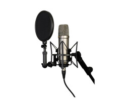 RODE NT1-A Complete Vocal Rec Solut - Microphone - 20 KHz