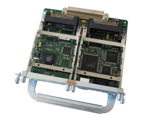 Cisco NM-1FE2W - 1-Port 10/100 Ethernet Modul - für Cisco...