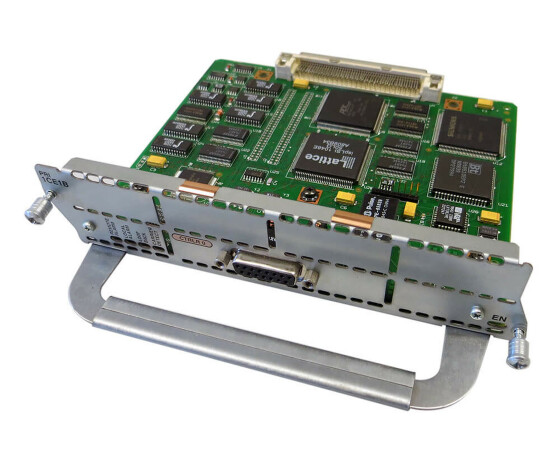 Cisco NM-1CE-1B - 1-port Channelized E1/ISDN PRI Modul - für Cisco 3745