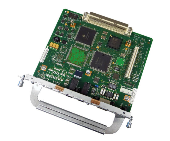 Cisco NM-1CE1T1 PRI - 1-port channelized E1 / T1 / ISDN PRI modules - for Cisco 3800 Series