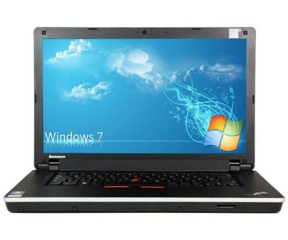 Lenovo ThinkPad Edge 15 0319 - Core i3 540M / 2.53 GHz - RAM 4 GB - Festplatte 500 GB - W7