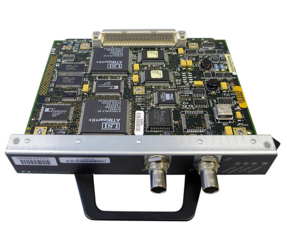 Cisco PA-A3-T3 - Enhanced 1-port ATM DS3 Port Adapter - für Cisco 7200, 7500 Series
