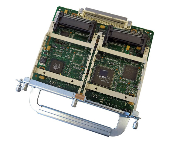 Cisco NM-2W - WAN Interface Card (WIC) mit 2 WIC Slots - für Cisco 2600, 3600 Series