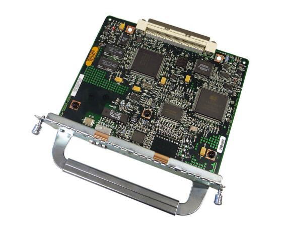 Cisco NM-1FE-TX - 1-port Fast Ethernet 10/100BaseTX Modul...