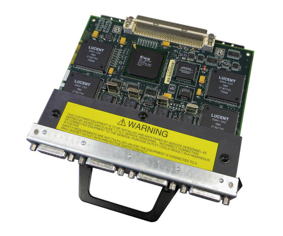 Cisco PA-4E1G/120 - 4-port E1 G.703 Serial Port Adapter -...