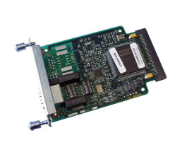 Cisco VWIC-1MFT-G703 - 1-port RJ-48 Multiflex Trunk-E1...