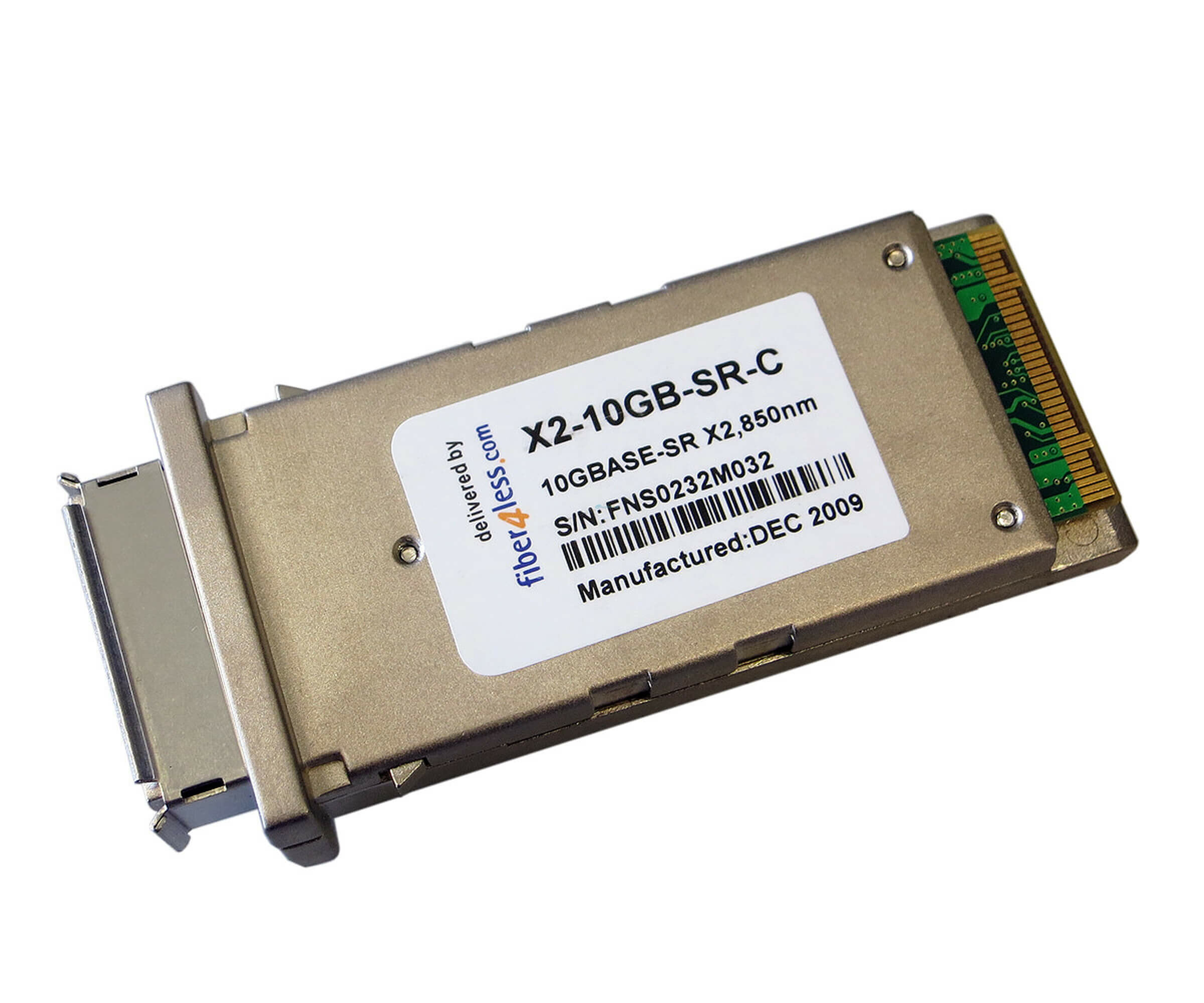 Cisco X2-10GB-SR-C - 10GBASE-SR X2 Transceiver Modul